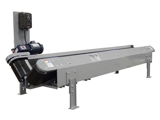 900 V Series Bag Closing Conveyor