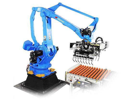 Robotic Bag Palletizers