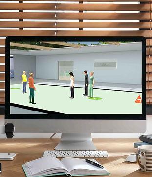 Business Constellations | 3D-Online Organisationsaufstellung |  CONS.Len