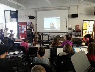 Skype: Side By Side Classroom