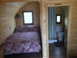 double bed and en suite