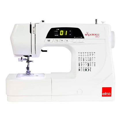 Elna 450 Quilting eXperience 450
