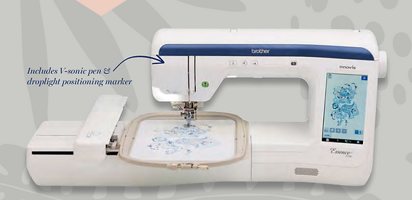 Essence VE2300 Embroidery Machine