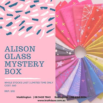Alison Glass Mystery Box