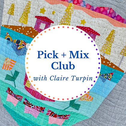 Pick+Mix Club - Saturday 24/APR/2021