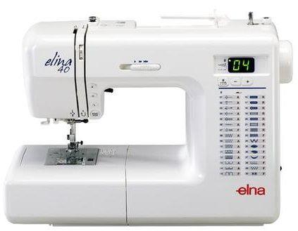 Elna 40 Sewing Machine