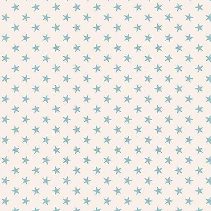 Classic Basics - Tiny Star Light Blue