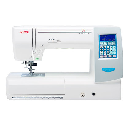 Horizon Janome Memory Craft 8200QCP Special Edition