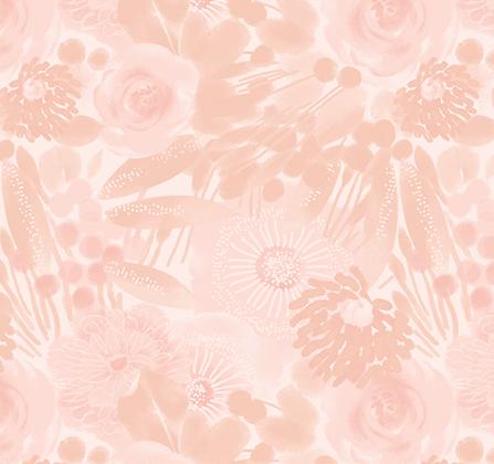 Blushing Dots  | Floral Blush