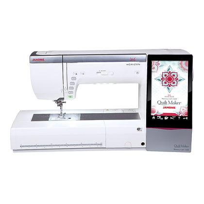 Horizon Quiltmaker Memory Craft 15000