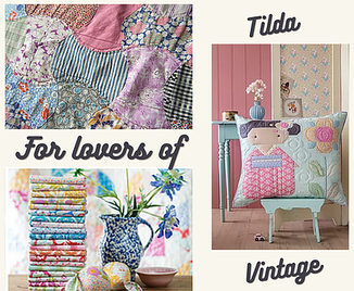 Tilda Vintage Lovers