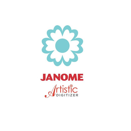 Janome Artistic Digitizer (Upgrade Jr. to Full Version)