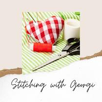 Stitching with Georgi