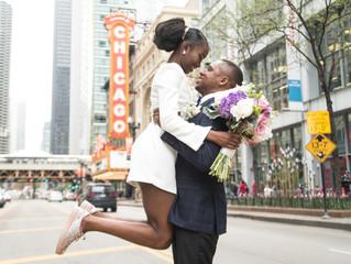 Chicago Cultural Center Wedding Photos