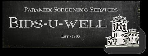 Bids U Well Logo
