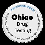 Chico Drug Testing Logo