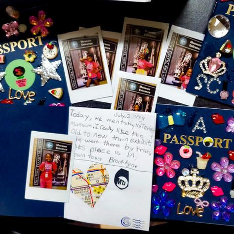 Passports to summer fun
