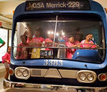 Museum Mondays Trip to the Transit Museum