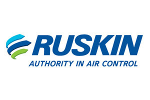 Ruskin - Dampers, Louvers, Airflow Measurement & Sound Control