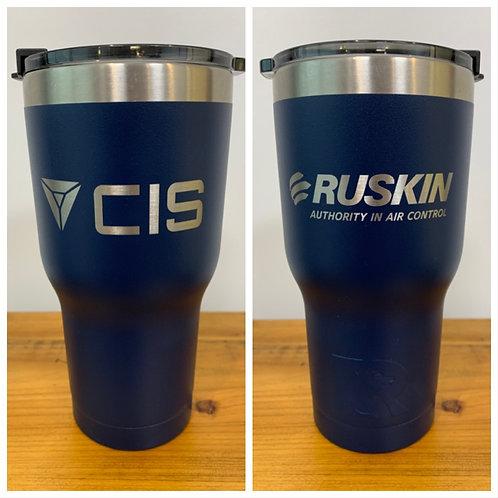 RTIC 20 OZ CIS / RUSKIN TUMBLER