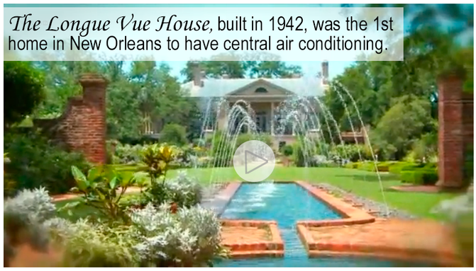First house built with central a/c in New Orleans still operates at historic site
