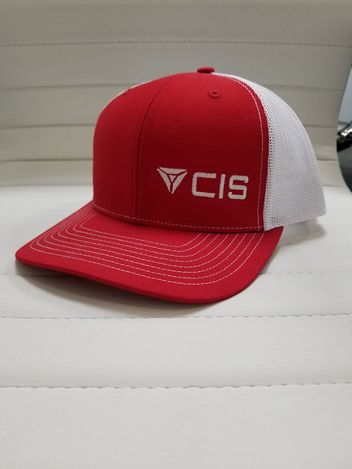 CIS RED & WHITE HAT