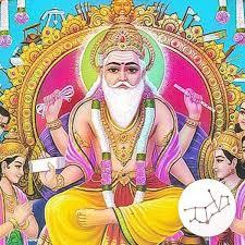 Nakshatra 14- Chitra - 23º40' Virgo a 6º40' Libra