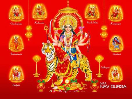 Navaratri, los Nueve Días de la Diosa