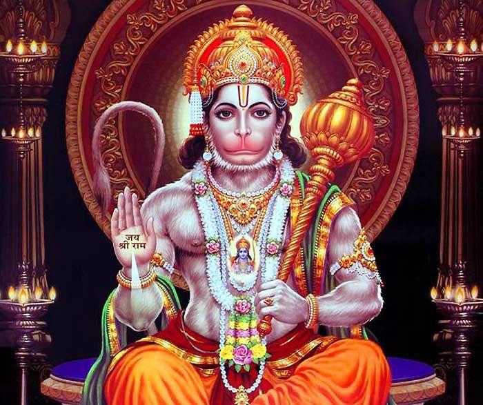Hanuman Jayanti - Jyotisha Navil Gauri - Astrología Védica