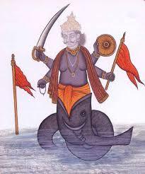 Kethu - Moksha, liberación.