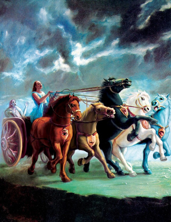 "Nakshatra 1 - Ashwini - Jyotish, ""Ciencia de la Luz"""