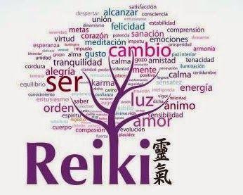 Reiki y la Activación de los Canales de Fuerza