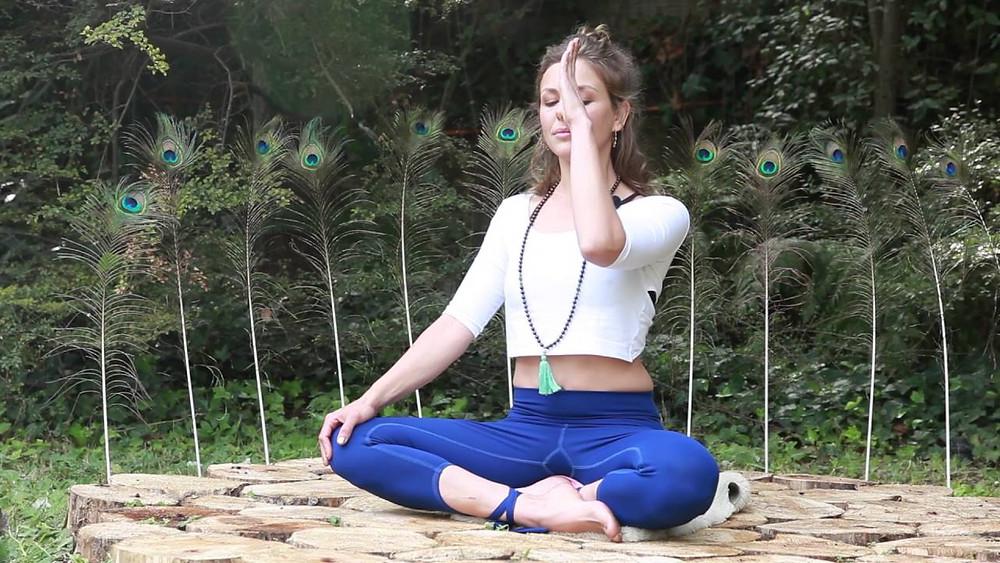 Clases Yoga y Respiración Barcelona - Ganga Sutaya -