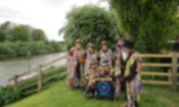 Carreg Las @ Upton Upon Severn Folk Festival 2017
