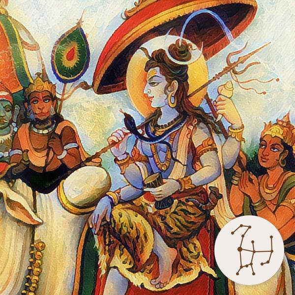 """Nakshatra 5 - Ardra - Jyotish, 2Ciencia de la Luz"""""""