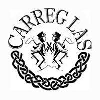 Carreg Las Logo