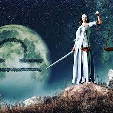 Luna en Libra -TulaRashi -