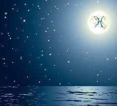 Luna en Piscis - Meena Rashi - Astrología Védica - Barcelona