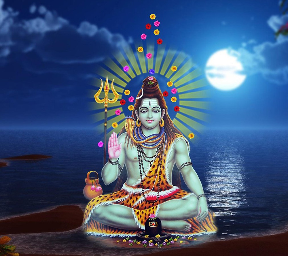 Señor Shiva - Jyotisha Navil Gauri - Astrología Védica -