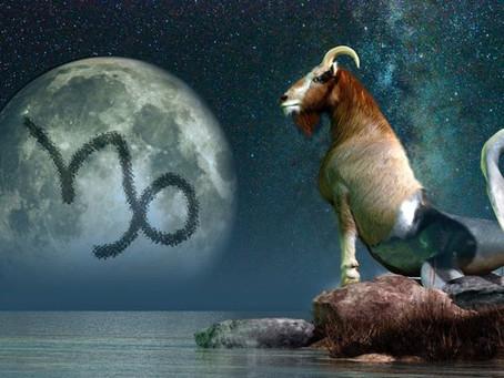 Luna en Capricornio - Makara Rashi -