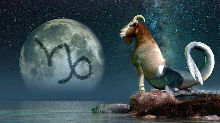 Luna en Capricornio - Makara Rashi - Astrología Védica - Barcelona