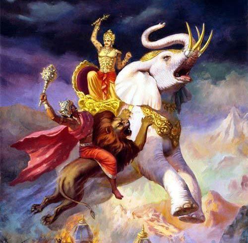 Nakshatra 16 - Vishakha - Jyotish, Ciencia de la Luz -