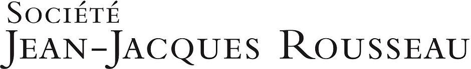logo Société Jean-Jacques Rousseau