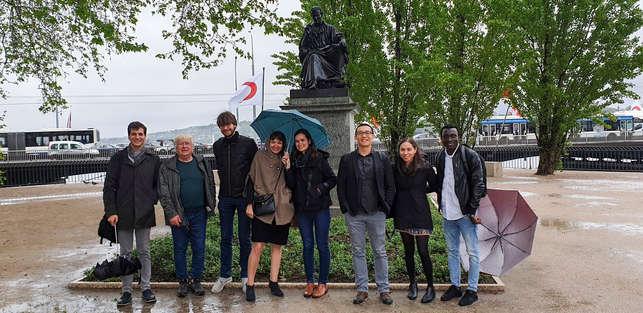 Première Journée internationale des jeunes rousseauistes (2019)