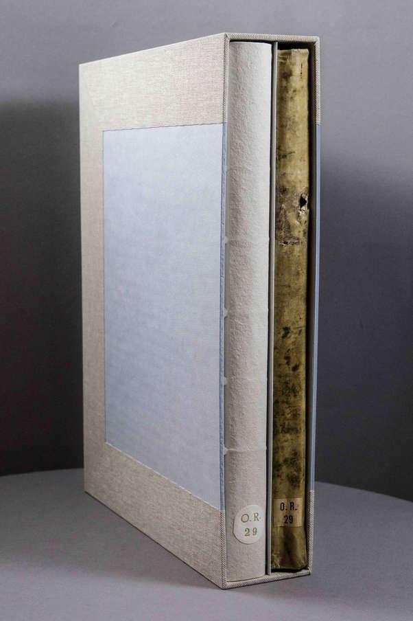 Travail de conservation sur le patrimoine rousseauiste (atelier de Lucien Walker et Aurélia Coste, Carouge)