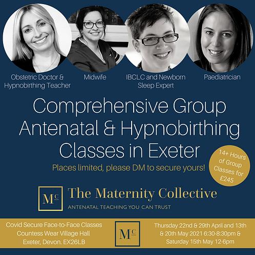 Exeter Group Antenatal & Hypnobirthing Course
