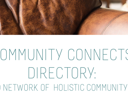 NDT Connects: a Free Community Healers Directory