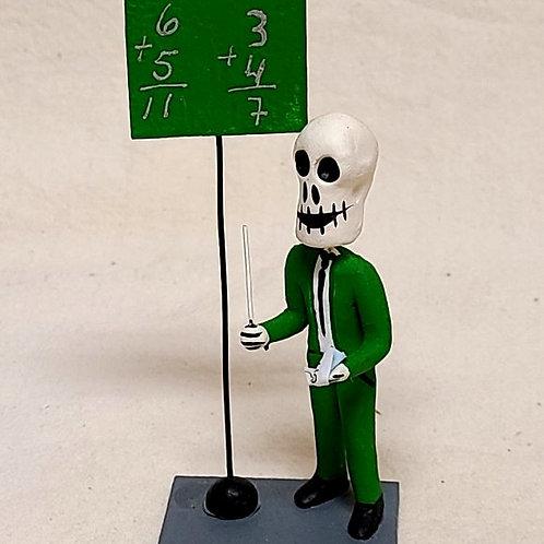 Teacher Skeleton P-59