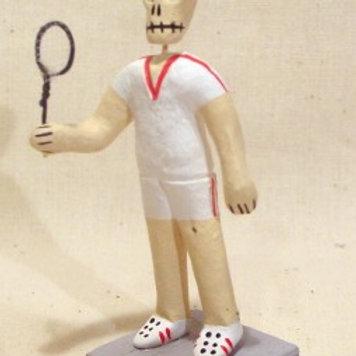 Tennis player Skeleton P-59
