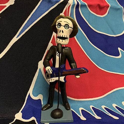John Lennon, skeleton P-59
